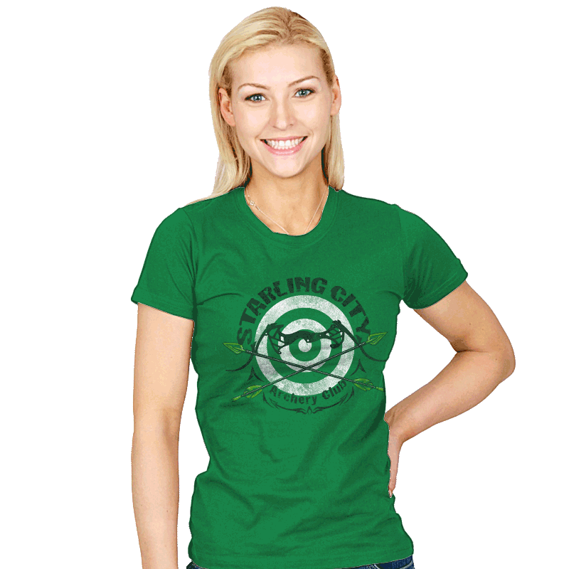 Bullseye - Womens - T-Shirts - RIPT Apparel