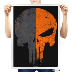 Punishlade - Prints - Posters - RIPT Apparel
