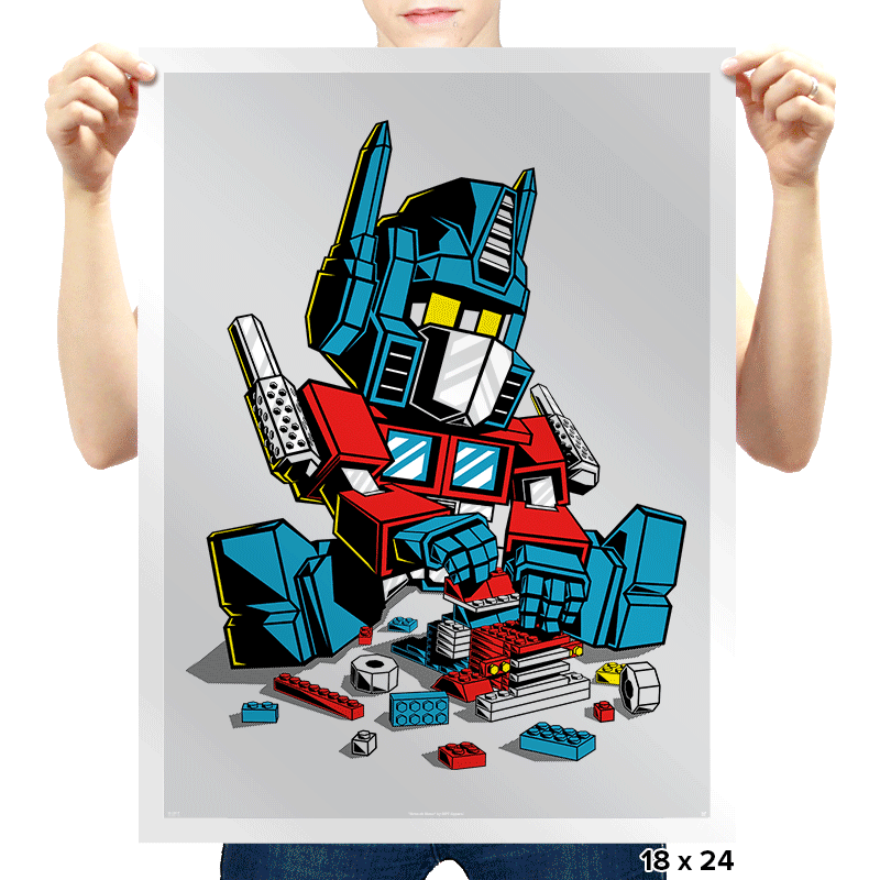 Autoblocks - Prints - Posters - RIPT Apparel