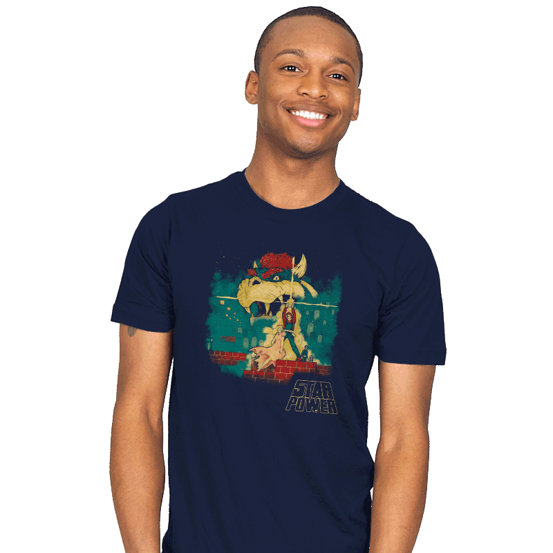 Star Power Exclusive - Mens - T-Shirts - RIPT Apparel