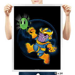 Super Villain Exclusive - Prints - Posters - RIPT Apparel