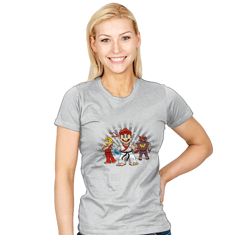 Smash Brotherhood - Womens - T-Shirts - RIPT Apparel