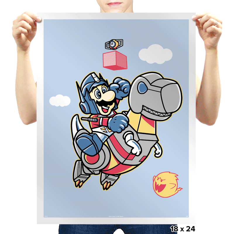 Super Prime Bros. Exclusive - Prints - Posters - RIPT Apparel