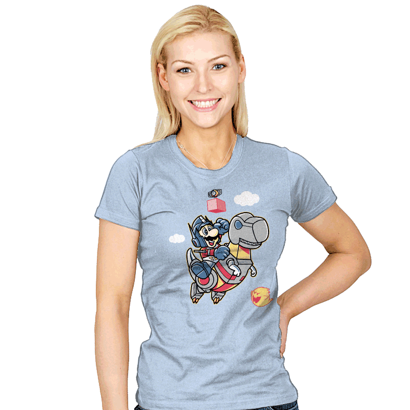 Super Prime Bros. Exclusive - Womens - T-Shirts - RIPT Apparel
