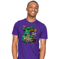 Slimer's Ect-O's Exclusive - Mens - T-Shirts - RIPT Apparel
