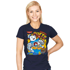 Toasted Puffs Exclusive - Womens - T-Shirts - RIPT Apparel