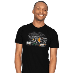 Dinobot Park Exclusive - Mens - T-Shirts - RIPT Apparel