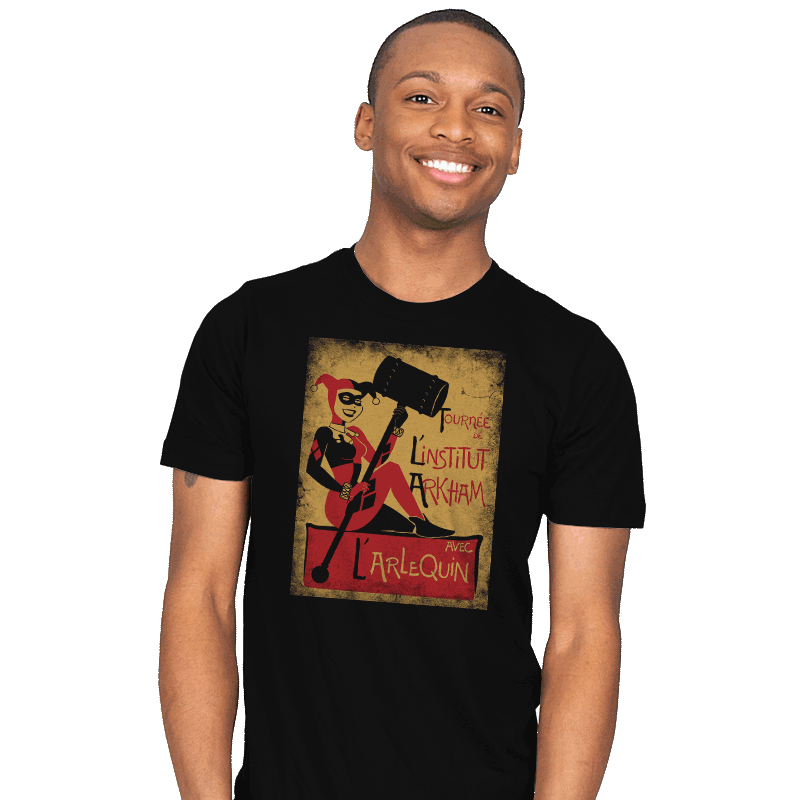 La Harlequin - Mens - T-Shirts - RIPT Apparel