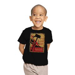 La Harlequin - Youth - T-Shirts - RIPT Apparel
