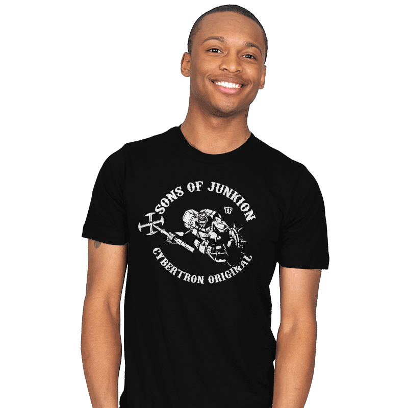 Sons of Junkion - Mens - T-Shirts - RIPT Apparel