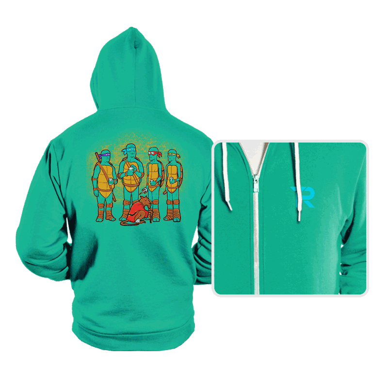 King of the Sewer - Hoodies - Hoodies - RIPT Apparel