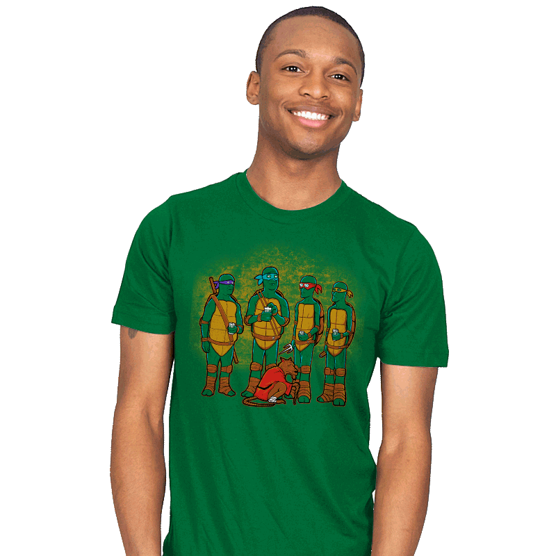 King of the Sewer - Mens - T-Shirts - RIPT Apparel