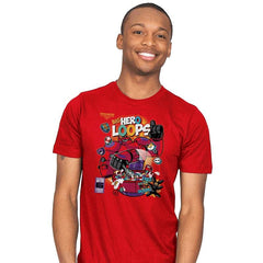 Hero Loops Cereal Exclusive - Mens - T-Shirts - RIPT Apparel