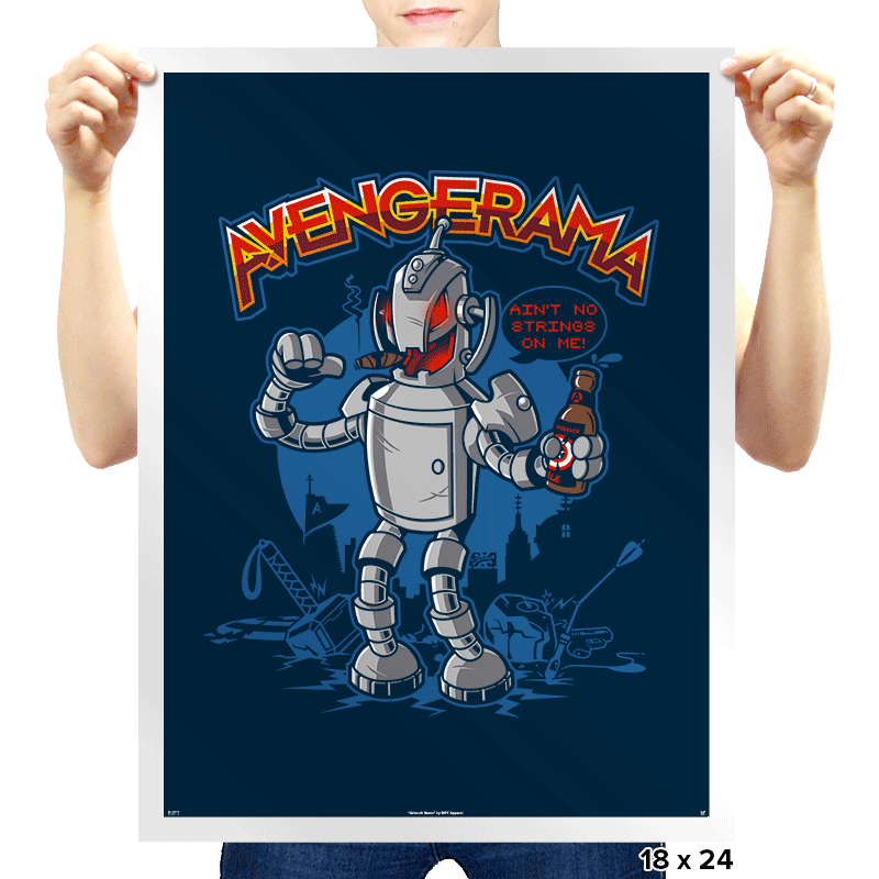 Let's Destroy All Humans, Baby! Exclusive - Prints - Posters - RIPT Apparel