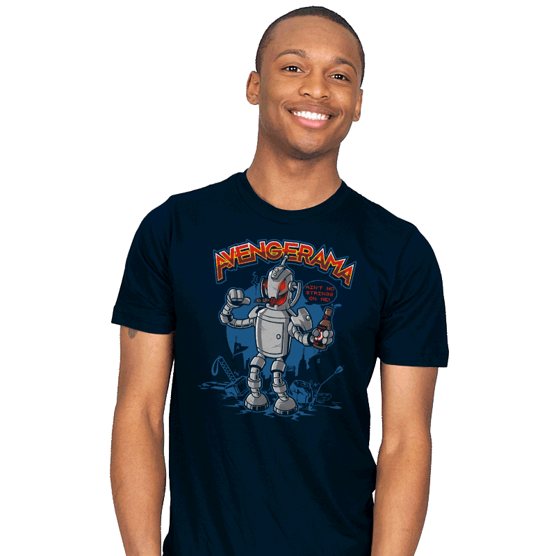 Let's Destroy All Humans, Baby! Exclusive - Mens - T-Shirts - RIPT Apparel