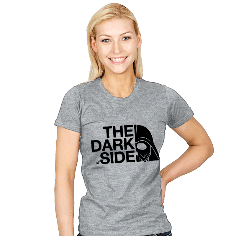 North of the Dark Side Exclusive - Womens - T-Shirts - RIPT Apparel