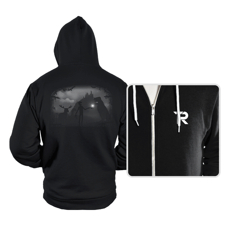 Alone - Hoodies - Hoodies - RIPT Apparel
