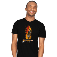 Temple of Time - Mens - T-Shirts - RIPT Apparel