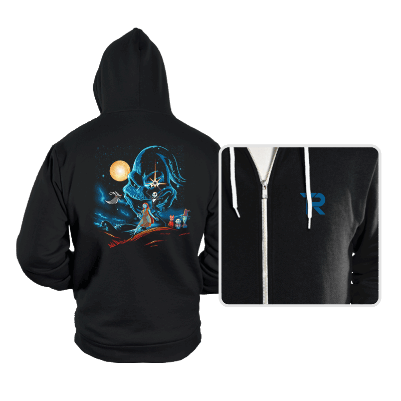 A New Holiday - Hoodies - Hoodies - RIPT Apparel