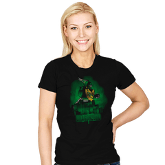 Zordzilla Exclusive - Womens - T-Shirts - RIPT Apparel