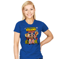 Invincible Krang Exclusive - Womens - T-Shirts - RIPT Apparel