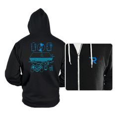 PSX2 - Hoodies - Hoodies - RIPT Apparel