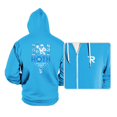 Hoth Winter Games - Hoodies - Hoodies - RIPT Apparel