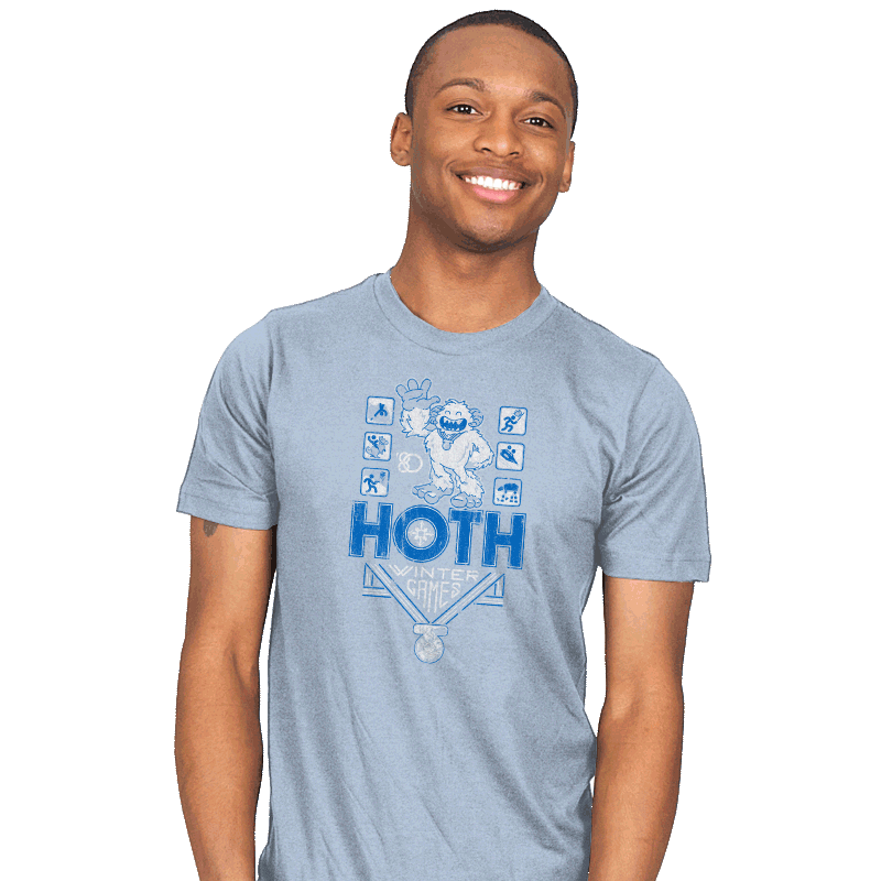 Hoth Winter Games - Mens - T-Shirts - RIPT Apparel