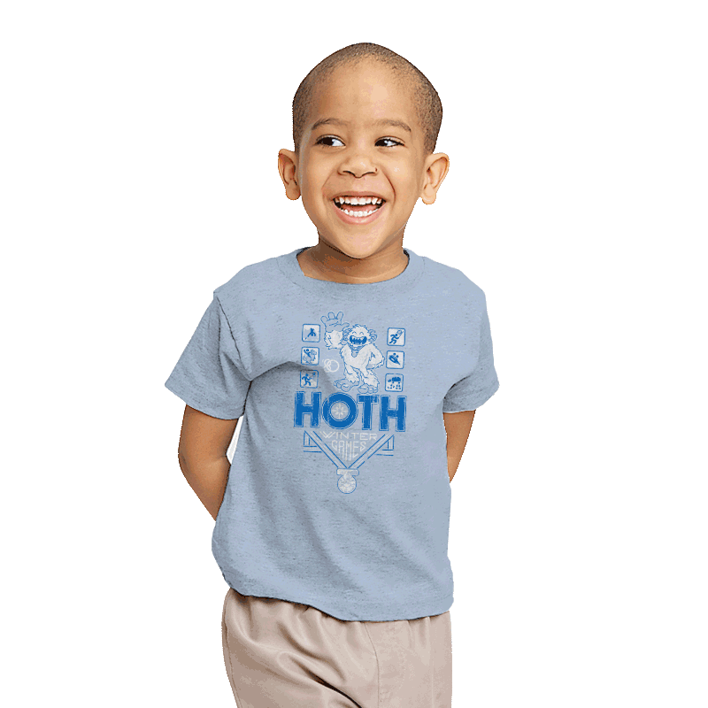 Hoth Winter Games - Youth - T-Shirts - RIPT Apparel