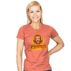 Kimmy's - Womens - T-Shirts - RIPT Apparel