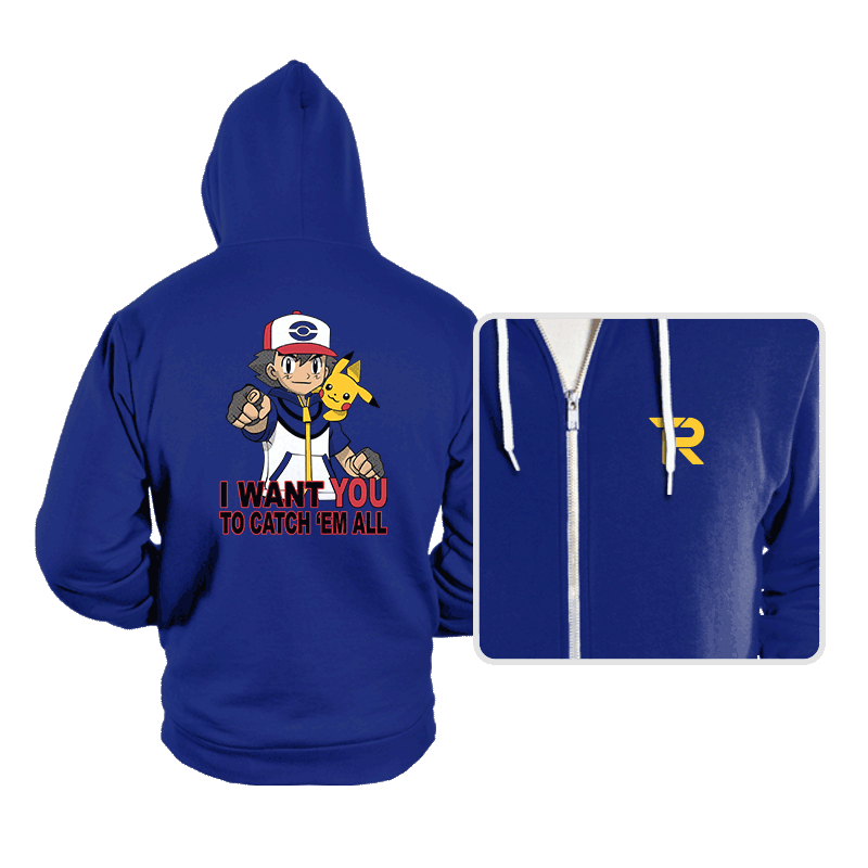 Ash Wants You - Hoodies - Hoodies - RIPT Apparel