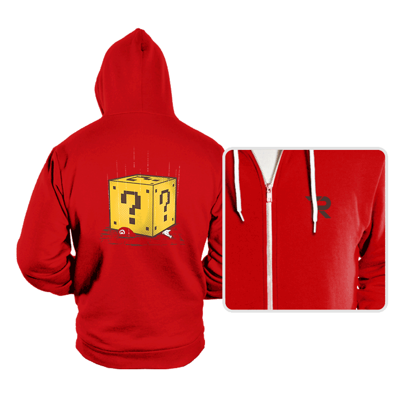 Knock Down - Hoodies - Hoodies - RIPT Apparel