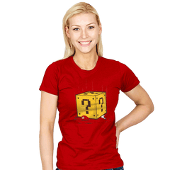 Knock Down - Womens - T-Shirts - RIPT Apparel