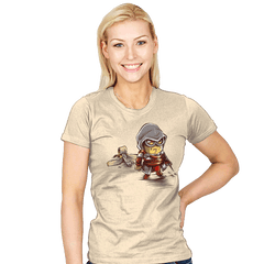 Banana Creed - Womens - T-Shirts - RIPT Apparel