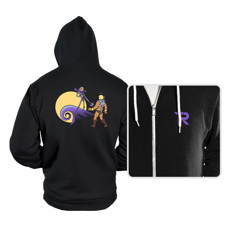 The New Villain - Hoodies - Hoodies - RIPT Apparel