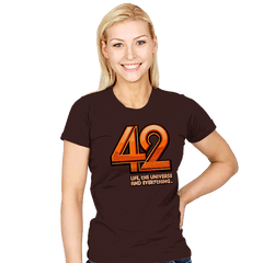 42 - Womens - T-Shirts - RIPT Apparel