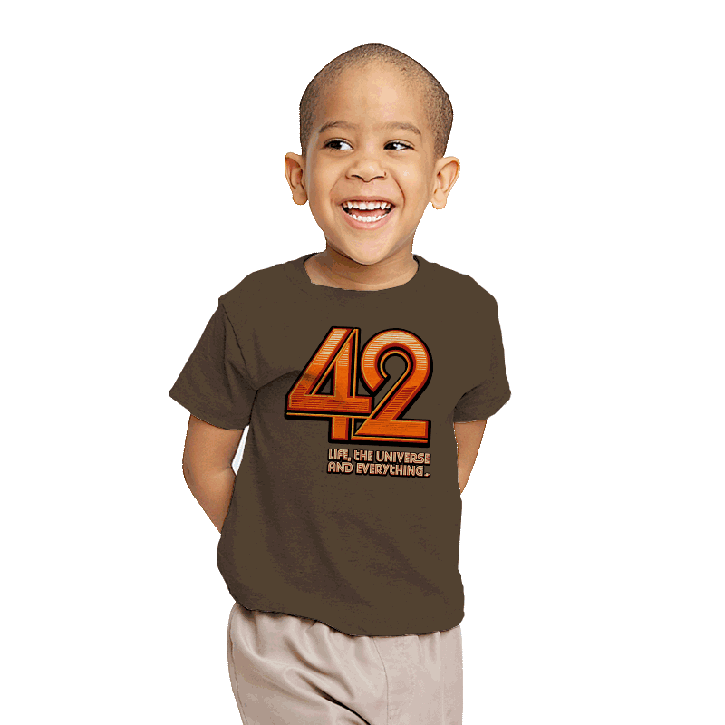 42 - Youth - T-Shirts - RIPT Apparel