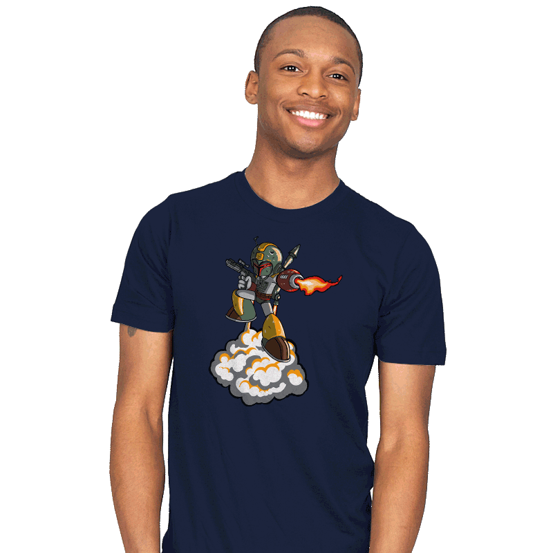Mega-Fett - Mens - T-Shirts - RIPT Apparel