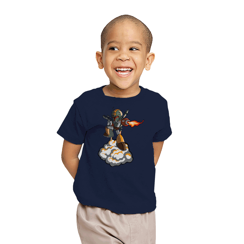 Mega-Fett - Youth - T-Shirts - RIPT Apparel