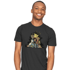 Pokethrone - Mens - T-Shirts - RIPT Apparel