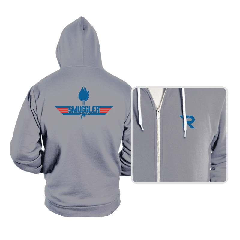 Top Smuggler - Hoodies - Hoodies - RIPT Apparel