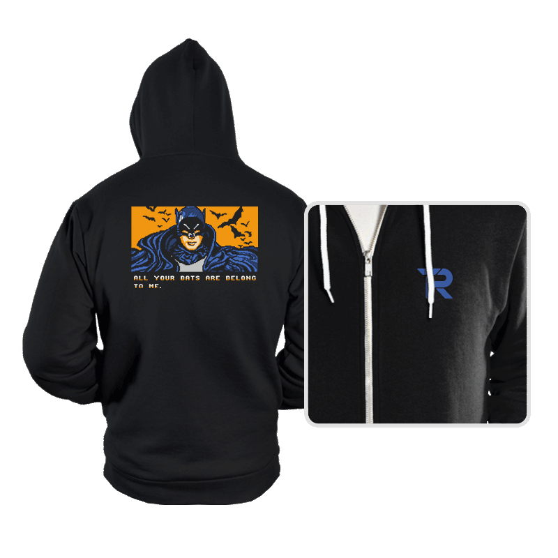 Batmeme - Hoodies - Hoodies - RIPT Apparel