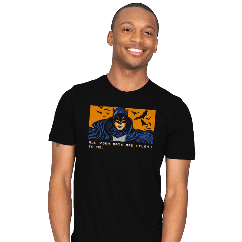 Batmeme - Mens - T-Shirts - RIPT Apparel