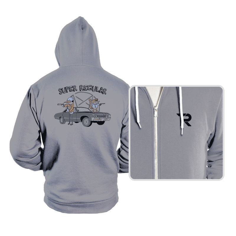 Super Regular - Hoodies - Hoodies - RIPT Apparel