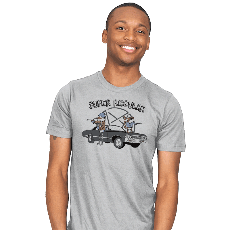 Super Regular - Mens - T-Shirts - RIPT Apparel