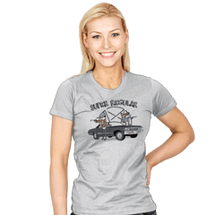 Super Regular - Womens - T-Shirts - RIPT Apparel