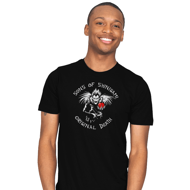Sons of Shinigami - Mens - T-Shirts - RIPT Apparel