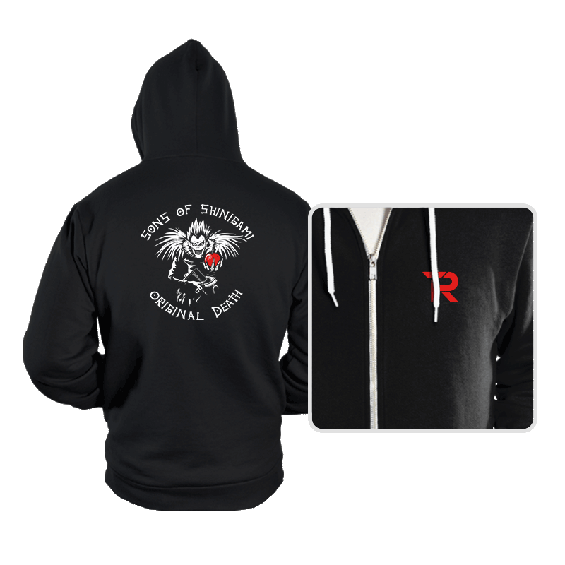 Sons of Shinigami - Hoodies - Hoodies - RIPT Apparel
