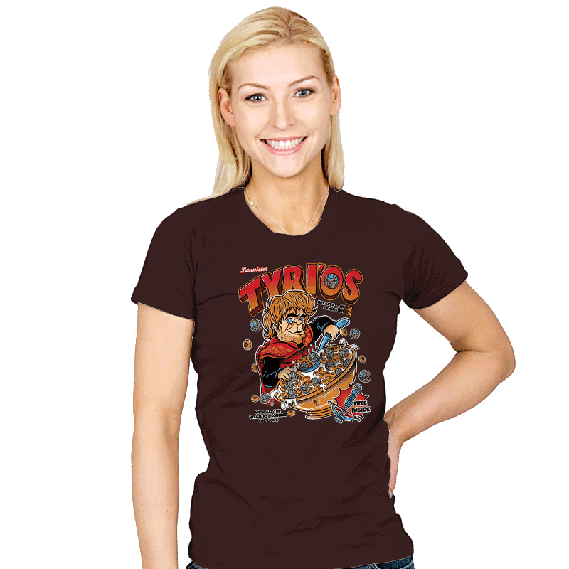 Tyri'os - Womens - T-Shirts - RIPT Apparel