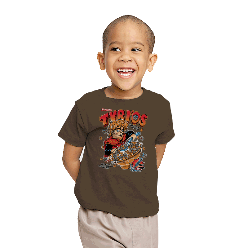 Tyri'os - Youth - T-Shirts - RIPT Apparel